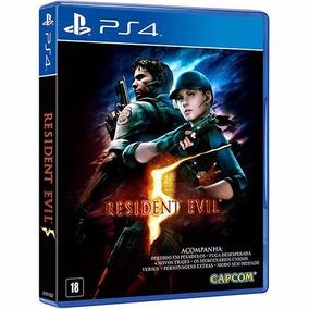 Resident Evil 5 Ps4 Nuevo Sellado ( Videogames Jdc)