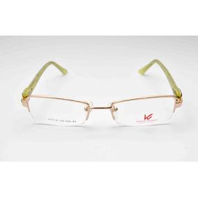 Óculos Receituário Keeper Kw7054 Metal Médio Feminino. R  256 7cdd5cf1aa