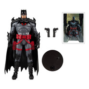 Thomas Wayne Batman Flashpoint Dc Multiverse Mcfarlane