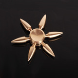 Fidget Hand Spinner Bala Puro Metal
