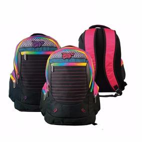 Mochila Trendy Multicolor Super Sale-