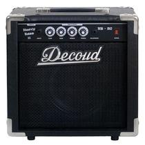 Decoud B20 Amplificador Bajo Hb20 20 Watts Rms