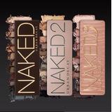 Paleta Sombras De Ojos Naked 1 2 3, El Precio Es Por 1