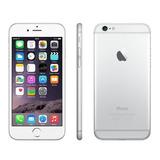 Celular Apple Iphone 6 16gb Prata - Recondicionado