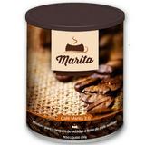 Café Marita 3.0 Kit Com 12 Latas + Brindes