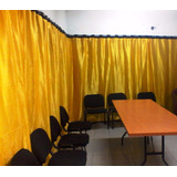 Cortina Oficina Sala De Estar Dormitorio Comedor Hogar
