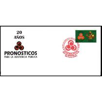 0114 México Carta Primer Día 20 Años Pronosticos 1 S 1998