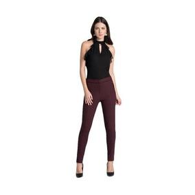 Pantalón Casual Yaeli Fashion, Corte Slim, Entubado, 172966