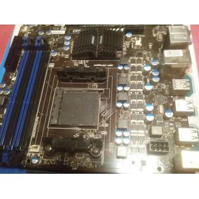 Motherboard 970a-g43 Fx-am3+ No Da Video