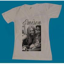 Camiseta Pretty Little Liars Emison Haleb Ezria Spoby Pll