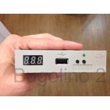 Drive Emulador Disquete - Branco - 1.44mb - Pendrive - Usb