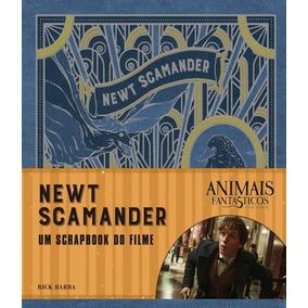 Animais Fantasticos E Onde Habitam - New Scamander - O Scrap
