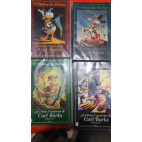 O Melhor Da Disney - As Obras Completas De Carl Barks