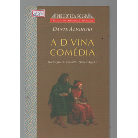 056 L - A Divina Comédia - Dante Aleghieri Seminovo