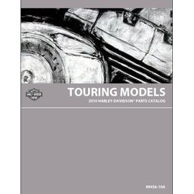 Catálogo De Peças Harley Davidson Modelos Touring 2010 Ultra