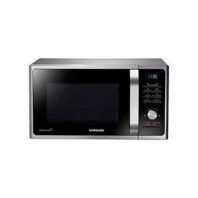 Horno Microonda Samsung 28l Mg28f3k3tas/bg C/grill 900w Led