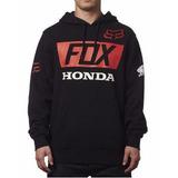 Fox Racing Honda Buzo Con Capucha - Motos - Bike - Motocross