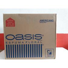 Oasis Espuma Floral Marca Americano ::::oferta Por Cajas::::