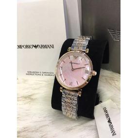 Relogio Emporio Armani Modelo Ar0456 - Joias e Relógios no Mercado ... 857768ac98