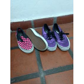 Zapatillas Vans, 2 Pares