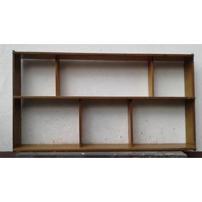 Repisa Biblioteca Estilo Americana Conservada