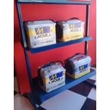 Bateria Moura Moura M18fd 12x50 (12 Volt 50 Amp) Pilar