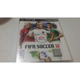 Fifa 2012 Ps3 Excelente Estado