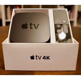 Apple Tv 4k 32gb Ultima Geração (mqd22lz/a) Lacrado Original