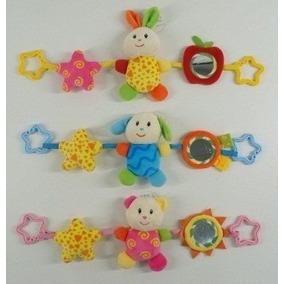 Barral Para Coche Peluche Sonajero Woody Toys Cutie Buddies