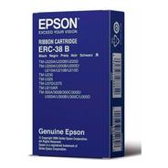 Cinta Epson Original Erc 38b Tmu-220 Tm2000