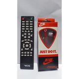 Control Remoto Pantalla Vios (envió Gratis)+4 Pilas+aud Nike