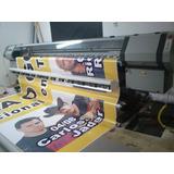 Maquina De Impressao Digital 3,20m Resolução 770dpi A1200dpi