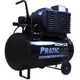 Motocompressor Pratic Air 50 Litros 1,5 Hp Bivolt-schulz-csi