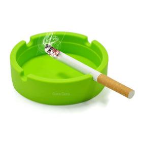 Cenicero Toto / Silcona Flexible Cigarrillo Gora Gora
