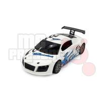 Carro De Controle Remoto Audi R8 Branco Runners Motorsport