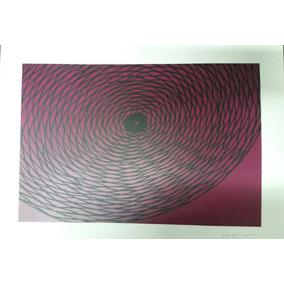 Kleber Ventura- Gravura Abstrata / Tiragem Limitada :28/30