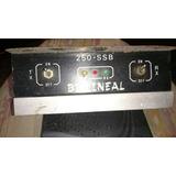Amplificador Bi-lineal 250-ssb Hf Radio Aficionados