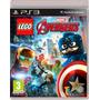 Juego Lego Marvel Avengers Para Ps3 Nuevo Origina Sellado