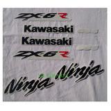 Calco Kawasaki Ninja Zx 6 R Mod.2011