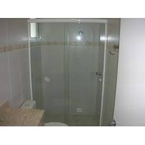 Box Para Banheiro De Vidro Incolor Cololcado R$ 64,90