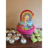 Tortas Cumpleaños , Postres,baby , Torta Pony