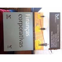 Livro Finanças Corporativas Diversos Autores