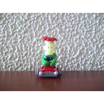 Miniatura Kinder Ovo - Frankstein No Carro - Monster Hotel 2