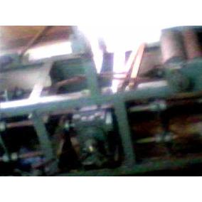 Máquina Fabricação Embalagem Marmitex 4.800un/h C/ Prensa