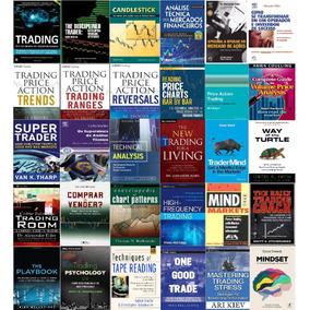 30 Livros Mercado Financeiro Day Trade + Frete Grátis