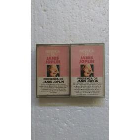 Fitas K7 De Janis Joplin