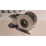 Polea Loca Conducida 10mm Ancho 2gt 20 Dient. 5mm Cnc Prusa