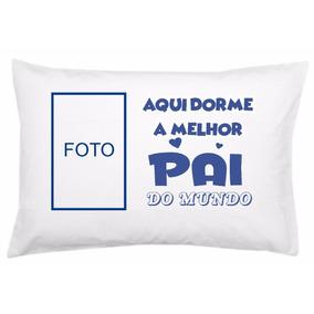 Fronha Personalizadas 50x70 - Dia Dos Pais