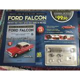 Revista Ford Falcon Para Armar Fasiculo 2