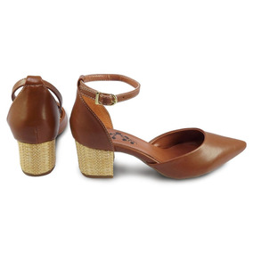 61bde8cc5 Sand Lia Rasteira Felysbelka - Sapatos no Mercado Livre Brasil